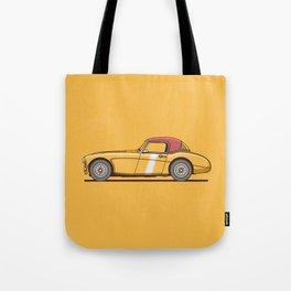 Austin Healey Tote Bag