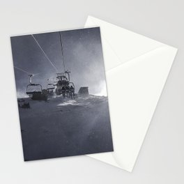 Mammoth Mountain: Chair 5 Stationery Cards