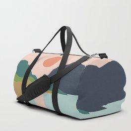 Sun reflection Duffle Bag