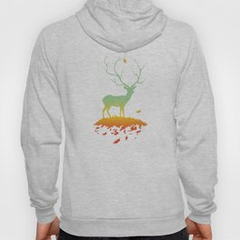 Fawn and Flora Hoody