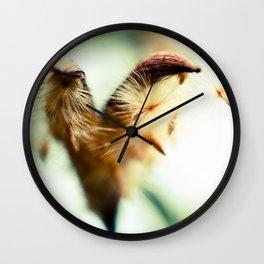 Maybe Love Wall Clock