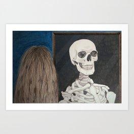 Considering the Corporeal Art Print