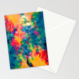 Summer Swirl Stationery Cards