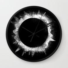 Eclipse 1 Wall Clock
