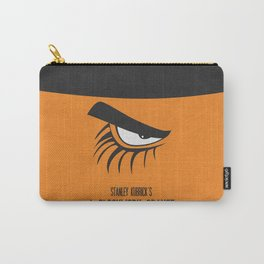 C Orange 01 Carry-All Pouch