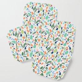 Terrazzo botanica Coaster