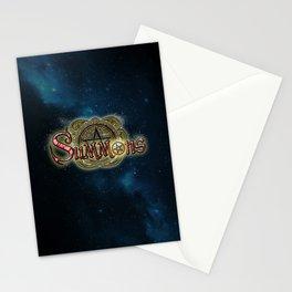 Summons logo Stationery Cards