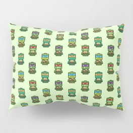 Chibi Ninja Turtles Pillow Sham