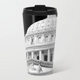 The Capitol  Metal Travel Mug