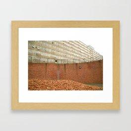 The Heygate Estate (1) Framed Art Print