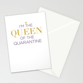 Queen of the Quarantine – Six the Musical Stationery Cards