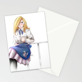 Princess Cafe Olivier Stationery Cards