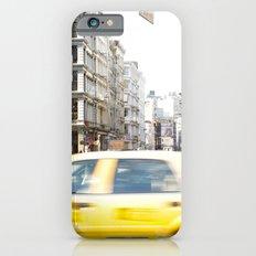 Yellow Cab Slim Case iPhone 6s