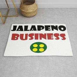 JALAPENO BUSINESS Rug