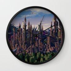 Rise of Ruin Wall Clock
