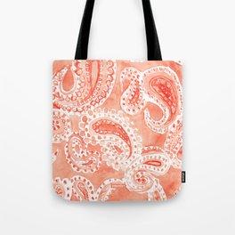 PAISLEY PARTY Tote Bag