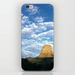 Devils Tower, WY iPhone Skin