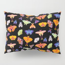 Moth Pillow Sham