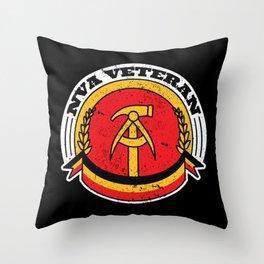 NVA Veteran Throw Pillow