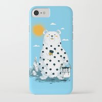 polka iPhone & iPod Cases featuring polka bear by Steven Toang