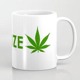 legalize cannabis Coffee Mug
