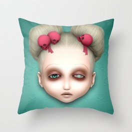 Misfits - Hildi Throw Pillow