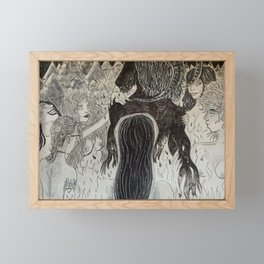 Colossal Framed Mini Art Print