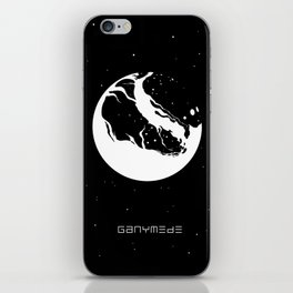 GANYMEDE iPhone Skin