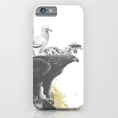 the watchers 3 B+W iPhone 6s Slim Case