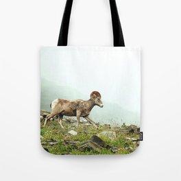 Mountain Ram Tote Bag