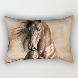 Silver linings Rectangular Pillow