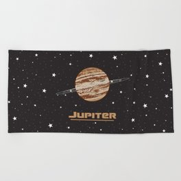 Jupiter Beach Towel