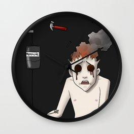 Headache Wall Clock