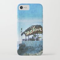 jamaica iPhone & iPod Cases featuring One Love… Jamaica by NisseDesigns