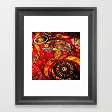PCP v.24 Framed Art Print