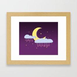 EXO   She's Dreaming Framed Art Print