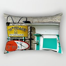 Full Service Rectangular Pillow