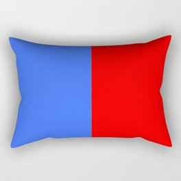 Flag of Paris 3 Rectangular Pillow