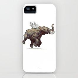 air-elephant iPhone Case