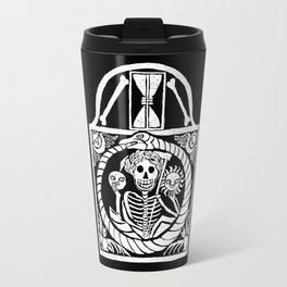 Gothic Gravestone Travel Mug