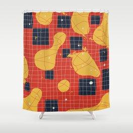 OLJA Shower Curtain