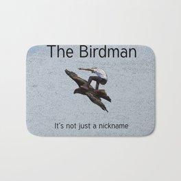 The Birdman Bath Mat