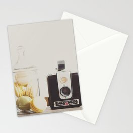 the creative act Stationery Cards