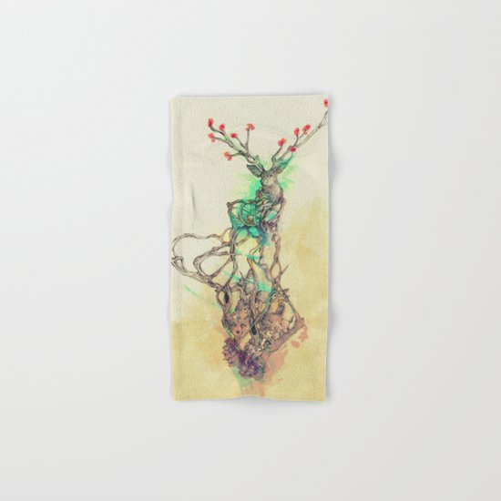 Woodland Spirit Hand & Bath Towel