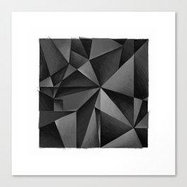 Picasso x Malevich (art collaboration:) Canvas Print
