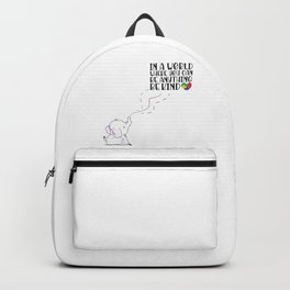Autism Awareness (Be Kind) Backpack
