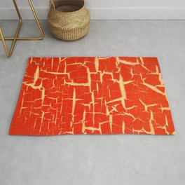 Chinese Paint Rug