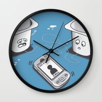 evolution Wall Clocks featuring Evolution by 2mzdesign