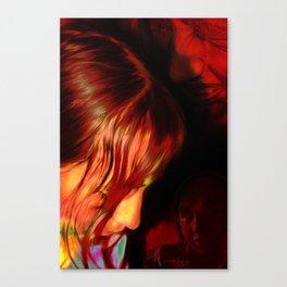 3 Melissas Canvas Print
