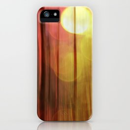 Festive - JUSTART © iPhone Case